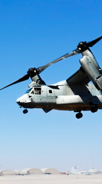 Aerospace & Defense Image