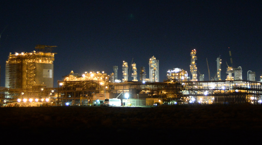 Petrochemicals | KBR
