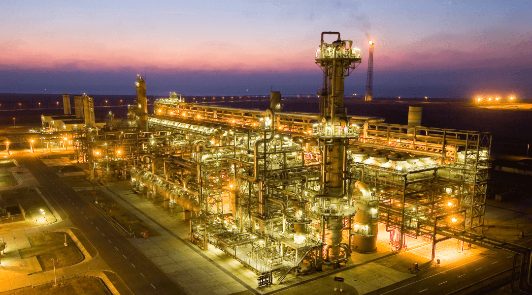 SEGAS LNG Facility image