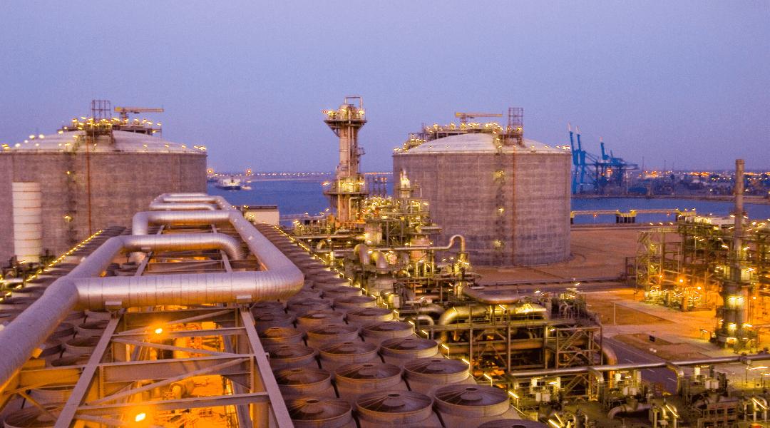SEGAS LNG Facility image2