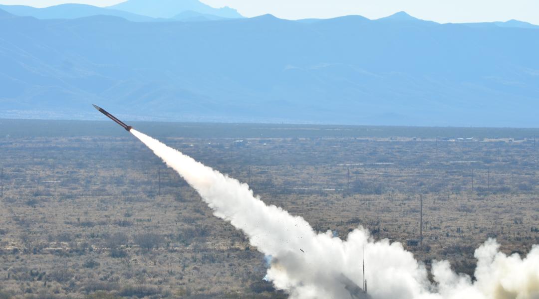 PATRIOT Missile System image