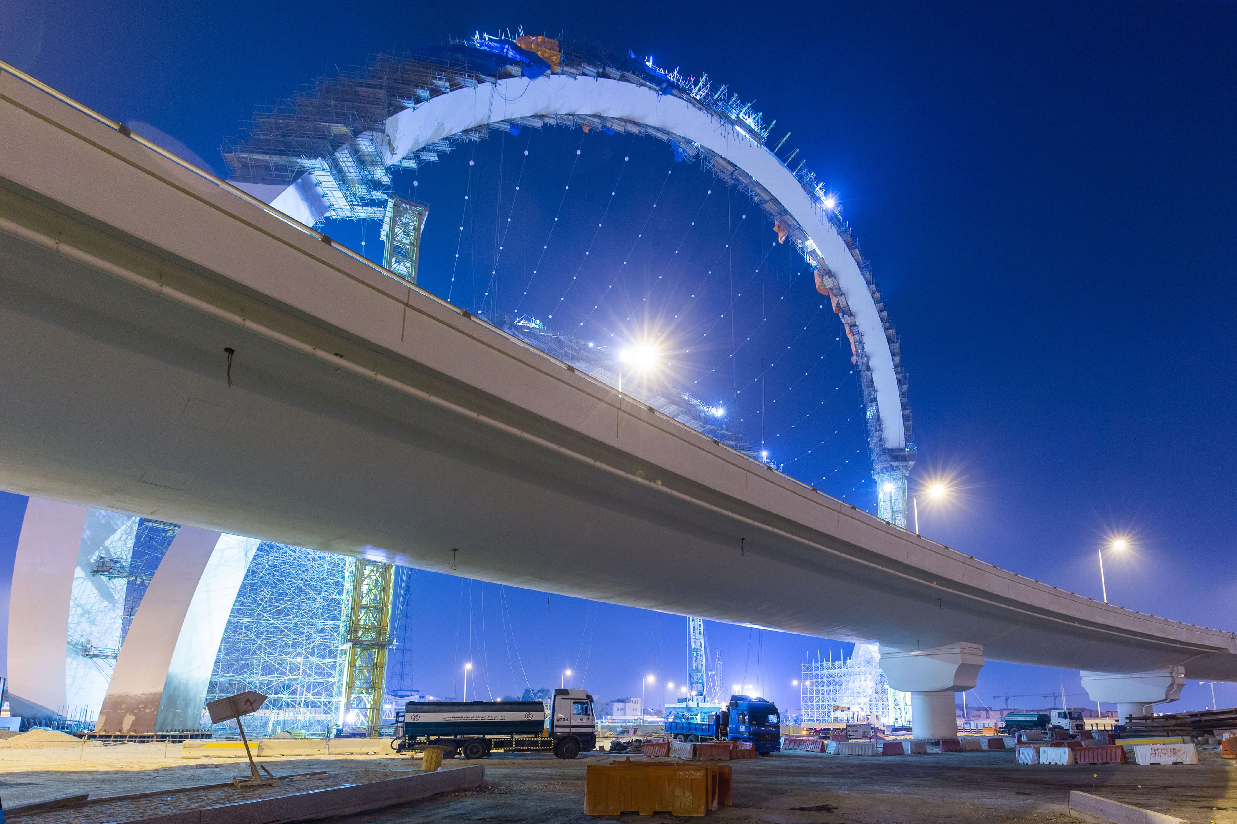 Open Doors Lusail Expressway_5-6 Arches-2