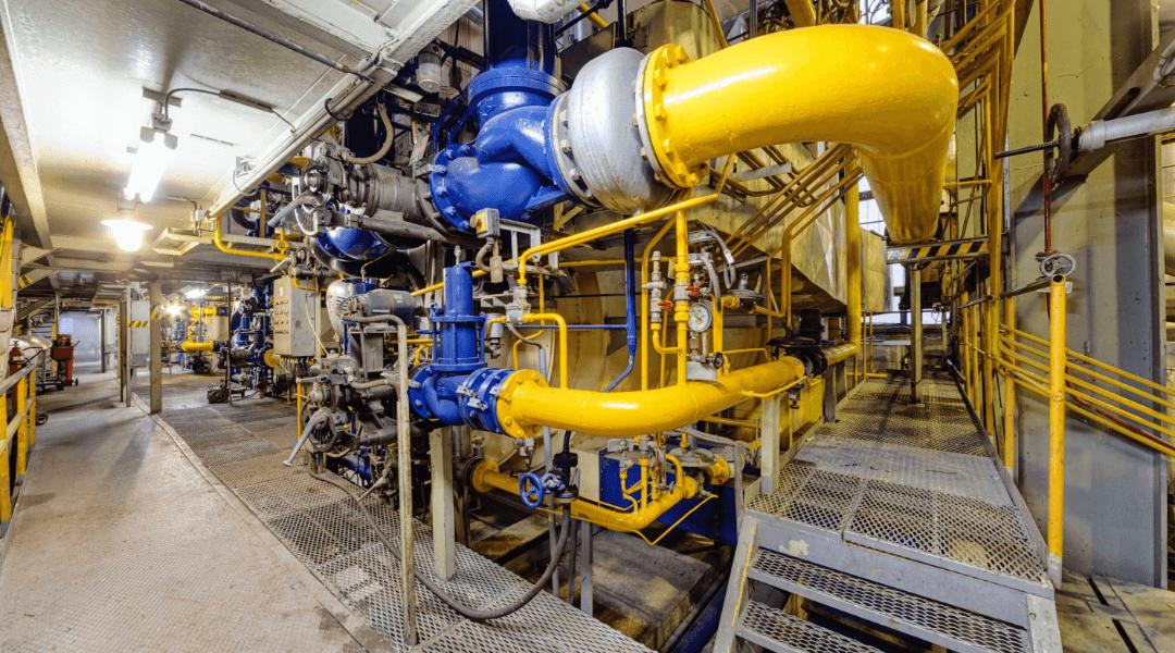 BASF-Yara Ammonia Plant