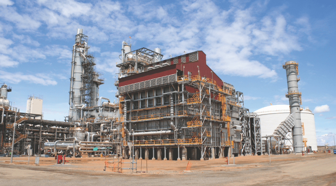 BFPL Ammonia Plant (Burrup Ammonia)