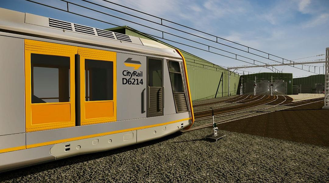 Hornsby Rail