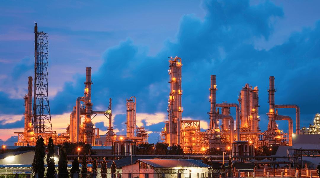 Sonaref Lobito Refinery