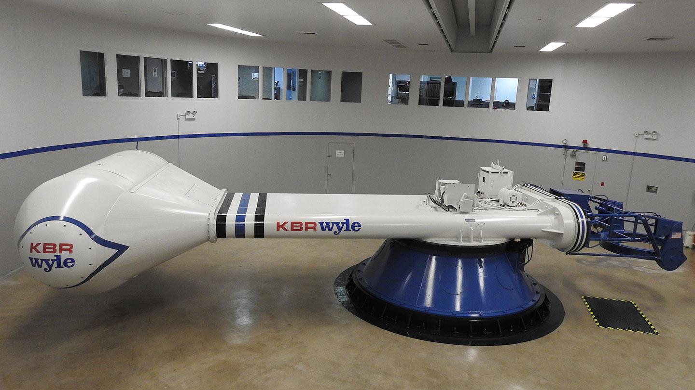 Kbrwyle Provides High G Centrifuge Flight Training Kbr
