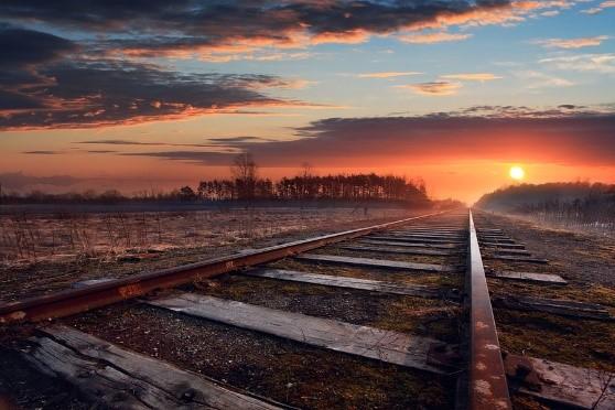 image having a railtrack