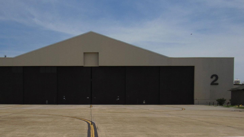 Tyndall Building 180 Hangar 2