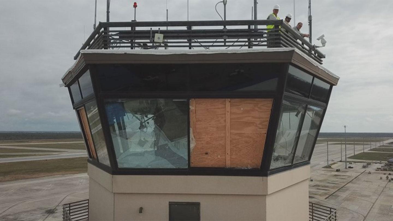 Tyndall ATC Windows
