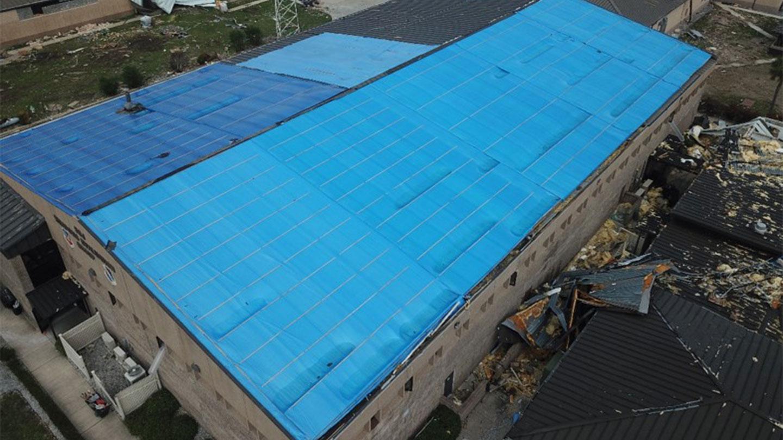 Tyndall WEG Roof