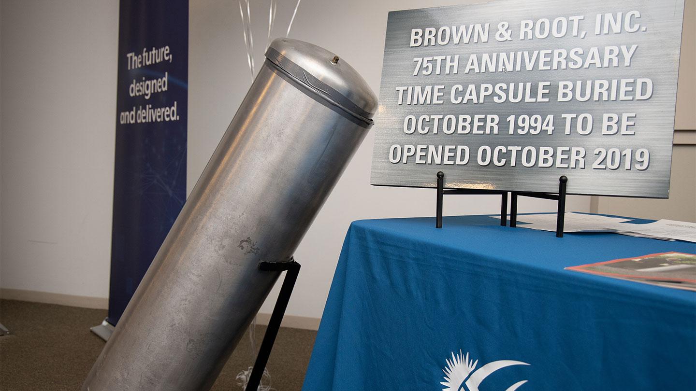 100 Year Celebration Houston Time Capsule