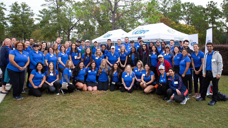 KBR Charity Golf Tournament 2019 Volunteers