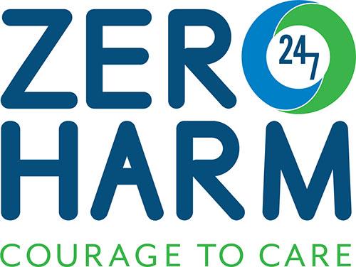 Zero Harm logo