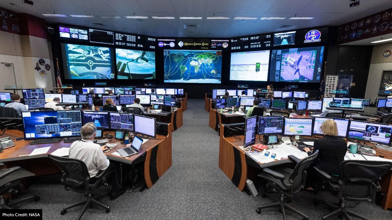 Johnson Space Center (JSC) Mission Control Center (MCC)