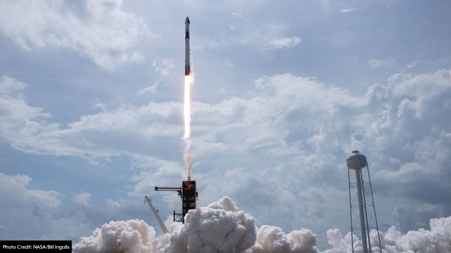 SpaceX Demonstration Mission Launch