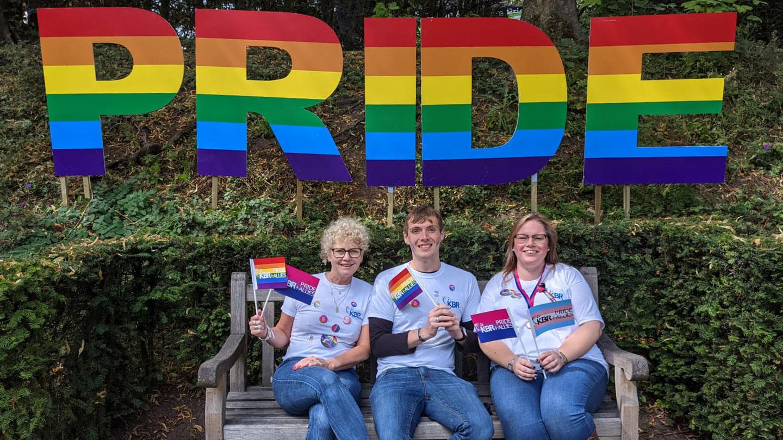 Pride Banner Swindon